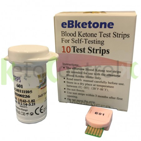 EBketone Test Strips