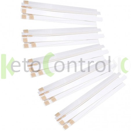 Keto Control Urine Strips for Ketone Analysis